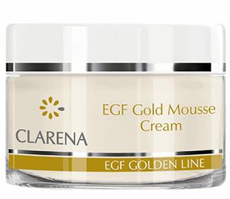 Clarena Пептидний крем-мус EGF gold mousse Cream