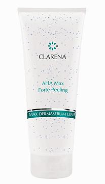 Clarena Пілінг з фруктовими кислотами AHA Forte Peeling