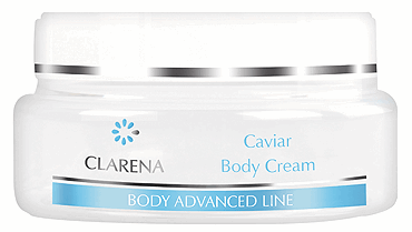 Clarena Поживний крем для тіла Caviar Body Cream