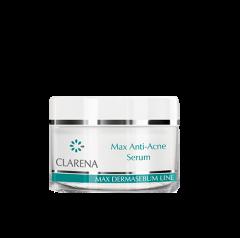 Clarena Сироватка для проблемної шкіри Max anti acne serum