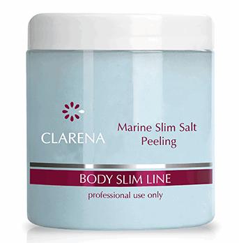 Clarena Сольовий скраб Marine Slim Salt Peeling