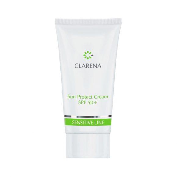 Clarena Захисний крем від УФ променів Sun Protect Cream 50+