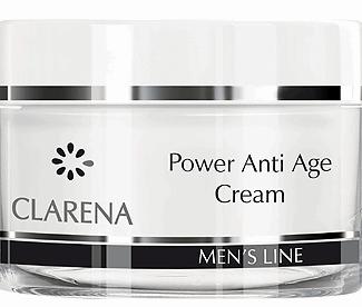 Clarena Заспокійливий крем проти зморшок Power anti age cream