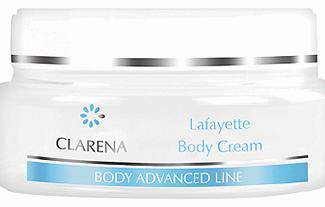 Clarena Заспокійливий відновлюючий крем Lafayette Body Cream