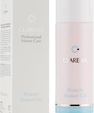 Clarena Зволожуючий гель для душу Boracay Shower Gel