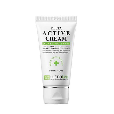 Histolab крем антибактериальный для проблемной кожи Delta active cream