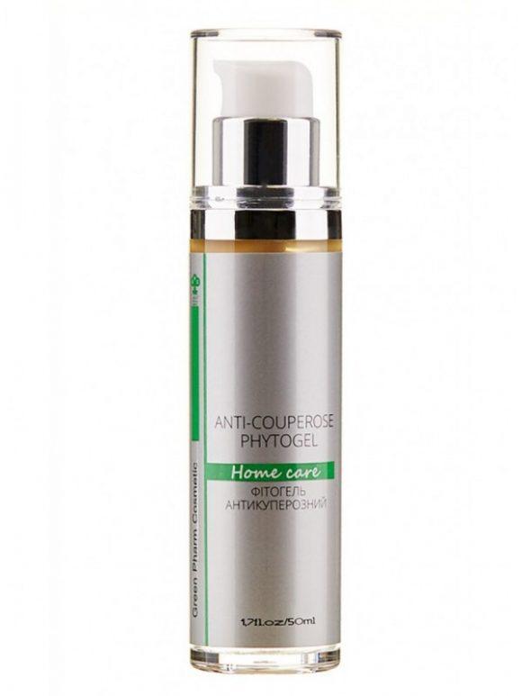 Green Pharm Фітогель антикуперозний Anti-couperose gel
