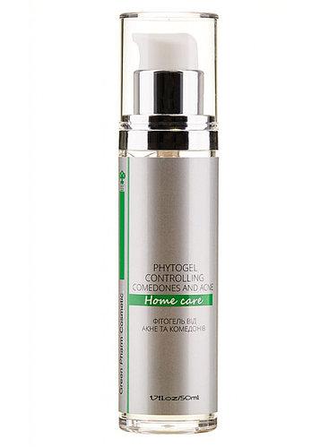 Green Pharm Фітогель від акне та комедонів Phytogel controlling comedones and acne