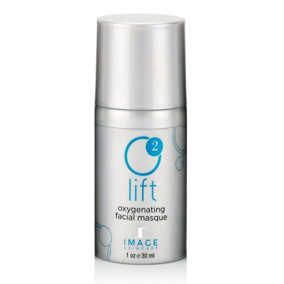 IMAGE Кислородная маска O2 Lift Oxygenating Facial Masque
