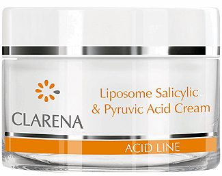 Clarena Крем з саліциловою кислотою Liposome salicylic