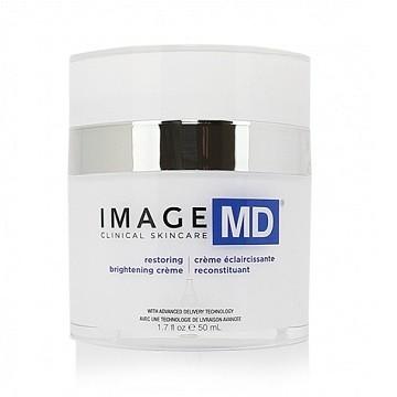 IMAGE  Осветляющий крем Image Skincare MD Restoring Brightening Crème