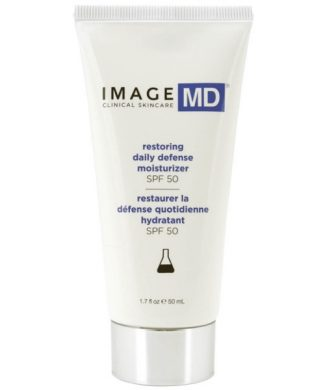 Дневной Защитный Крем SPF 50 Image Skincare MD Restoring Daily Defense Moisturizer SPF 50