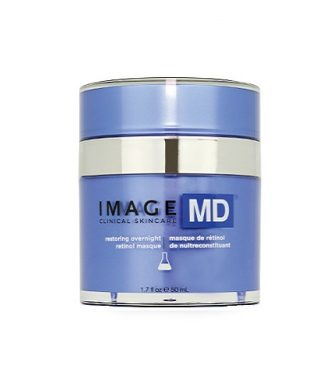 IMAGE Ночная маска с ретинолом IMAGE Skincare MD Restoring Overnight Retinol Masque