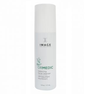 Image Очищающий гель с алоэ Balancing Facial Cleanser