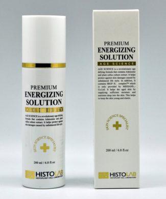 Histolab Тоник омолаживающий с пептидным комплексом Premium energizing solution