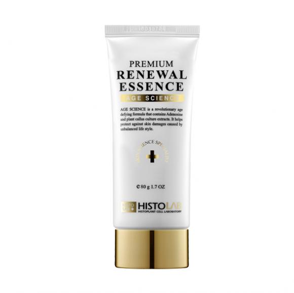 Histolab Эссенция восстанавливающая с пептидным комплексом Premium renewal essence