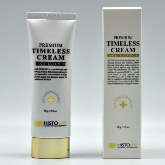 Histolab  Крем омолаживающий с пептидным комплексом Premium timeless cream