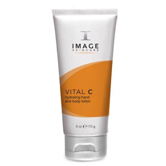 Image Увлажняющий лосьон для рук и тела IMAGE Skincare VITAL C Hydrating hand and body lotion
