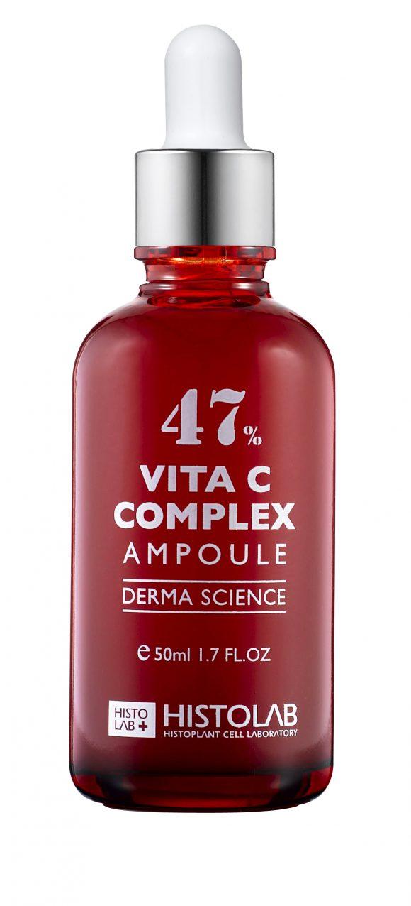 Histolab Концентрат осветляющий с витамином С 47% Vita C complex Ampoule 47%