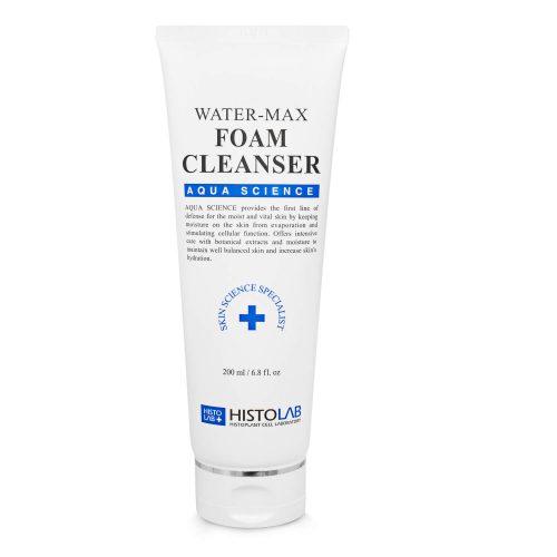 Histolab Пенка очищающая для лица Water-max foam cleanser